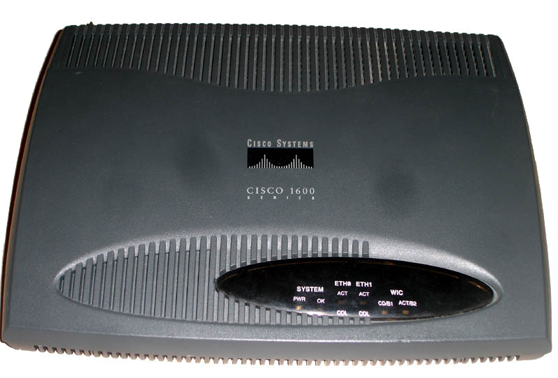 Router Cisco 1605R