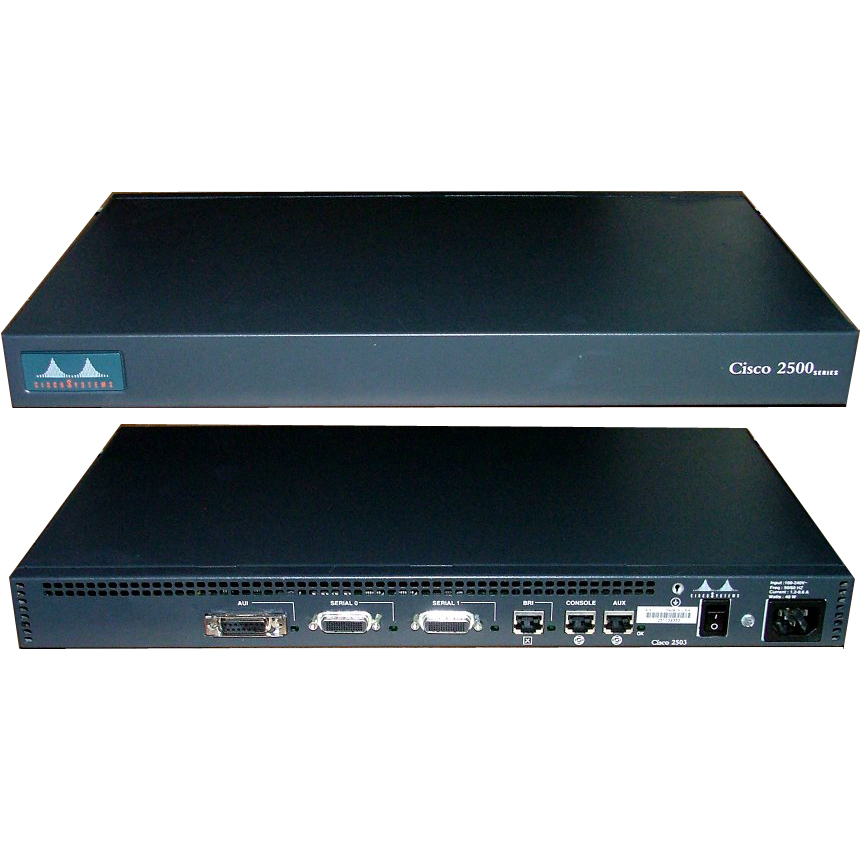 Router Cisco 2500
